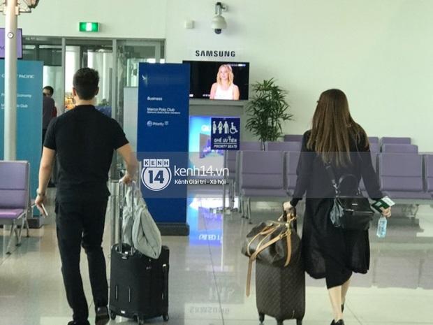 Vừa mới 'trần tình' về việc vào khách sạn, Hà Hồ và Kim Lý lại bất ngờ làm điều này - Ảnh 1