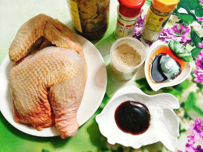Cách làm gà nướng mật ong vàng óng, thơm nức cho đêm tiệc Giáng sinh - Ảnh 1