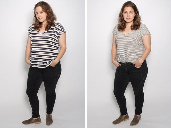 10 quy tắc thời trang cho người béo, cô nàng sành điệu nào cũng phải thuộc nằm lòng! - Ảnh 2