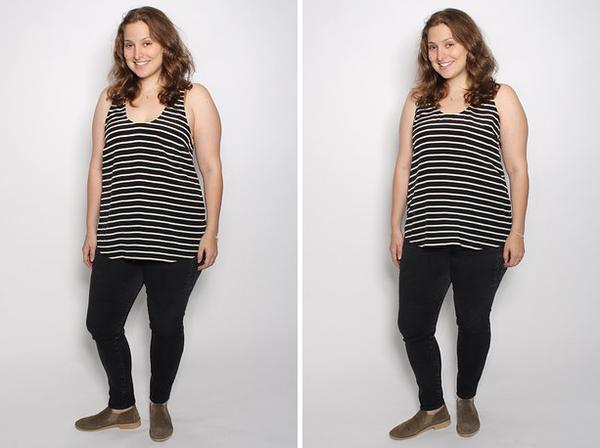 10 quy tắc thời trang cho người béo, cô nàng sành điệu nào cũng phải thuộc nằm lòng! - Ảnh 4
