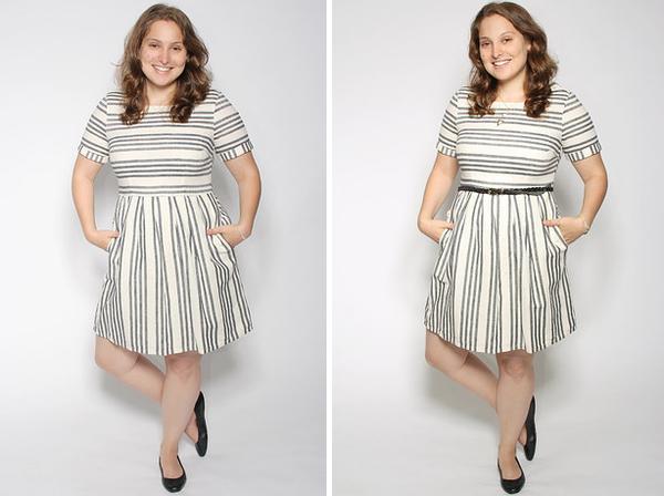10 quy tắc thời trang cho người béo, cô nàng sành điệu nào cũng phải thuộc nằm lòng! - Ảnh 8