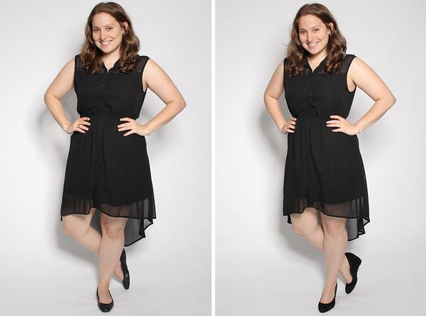 10 quy tắc thời trang cho người béo, cô nàng sành điệu nào cũng phải thuộc nằm lòng! - Ảnh 9