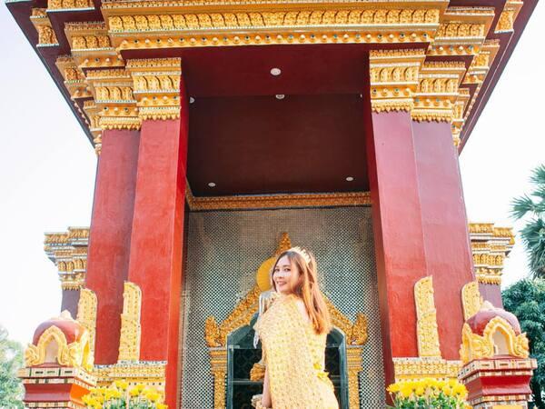 Đến An Giang, khoác lên mình bộ áo rực rỡ và khám phá những ngôi chùa Khmer cổ kính ngay nào!
