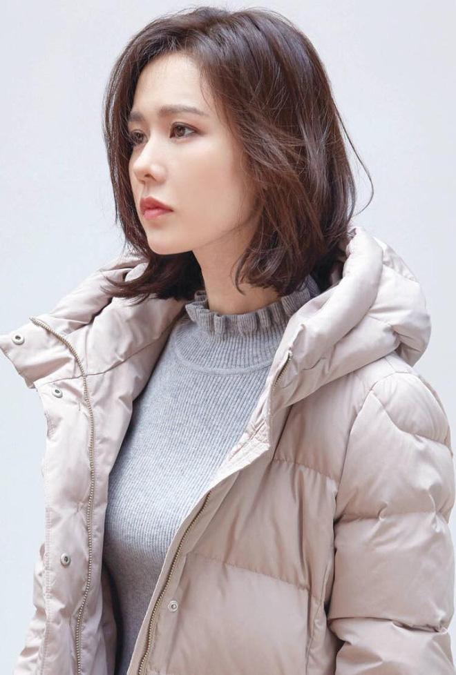 Vạn kiếp bị chê nhạt nhưng Song Hye Kyo lại là người có style tóc 'tắc kè hoa' nhất trong số ngũ đại mỹ nhân Kbiz - Ảnh 6
