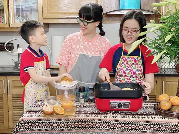 Mẹ vụng về, quyết tâm vào bếp chỉ vì 1 câu nói 'Mẹ ơi con muốn ăn sáng ở nhà, con muốn ăn đồ mẹ nấu'