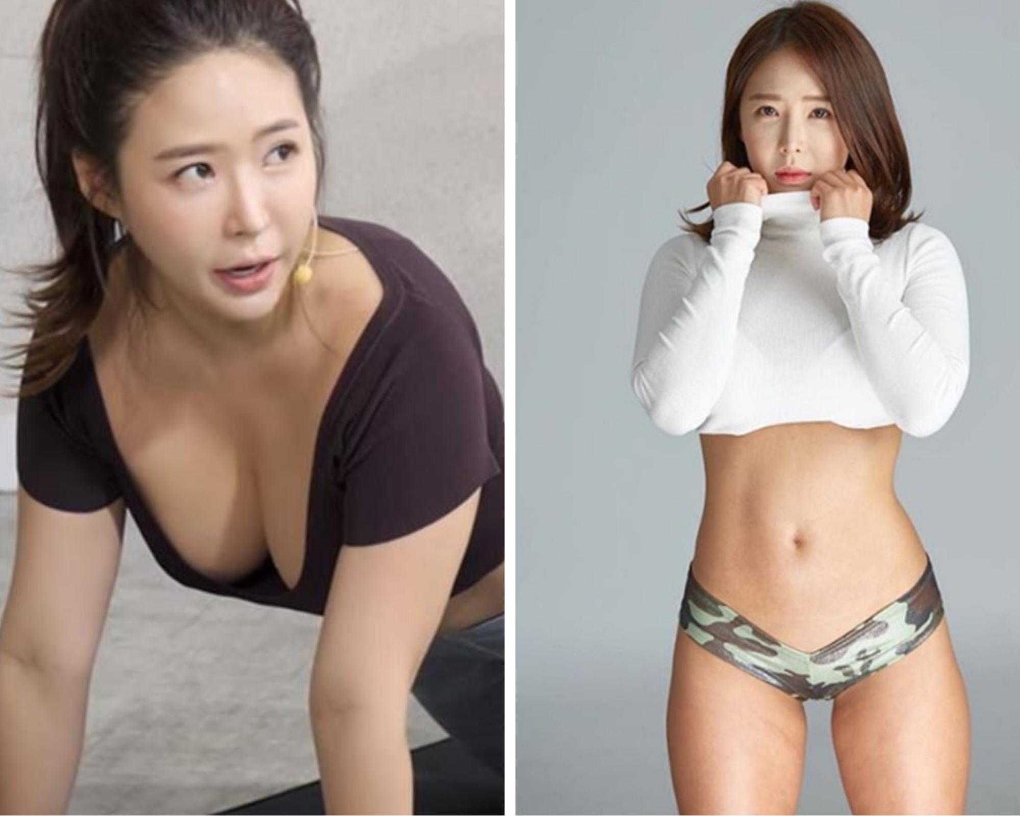 Nữ streamer 'triệu view' nhờ đăng clip hướng dẫn yoga nhưng vòng 1 'siêu to khổng lồ' mới là 'nội dung' chính