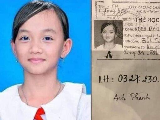 Bé gái 14 tuổi bán vé số mất tích được tìm thấy ở TP.HCM và câu nói đau lòng 'Bản thân em muốn tự lập, không còn là gánh nặng cho mẹ nữa'
