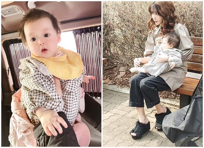 Mẹ 9X Bình Phước lấy chồng Hàn sinh con lai đẹp như 'thiên thần', 8 tháng tuổi thành 'diễn viên' nổi tiếng nhiều người săn đón
