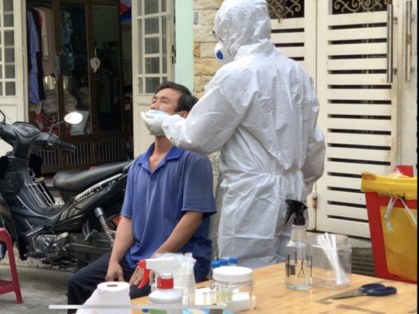 Lịch trình di chuyển của bệnh nhân dương tính Covid-19 trong cộng đồng tại Bạc Liêu