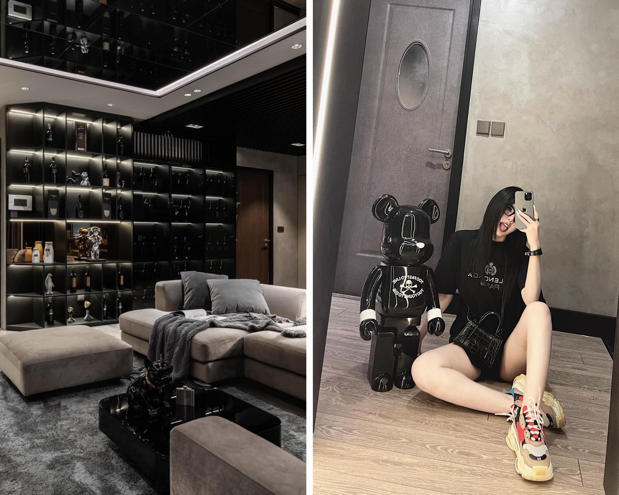 Hotgirl 9x vừa đẹp, vừa giàu: 25 tuổi đã tậu nhà 7 tỷ, sắm nội thất xa xỉ chỉ để sống ảo khoe vẻ 'nam tính'