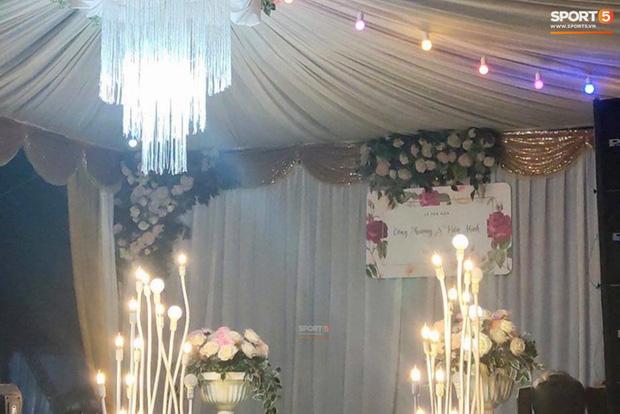 Không gian tân hôn ấm cúng, đơn giản tại nhà Công Phượng ở Nghệ An - Ảnh 2