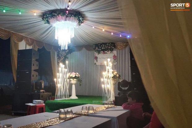 Không gian tân hôn ấm cúng, đơn giản tại nhà Công Phượng ở Nghệ An - Ảnh 4