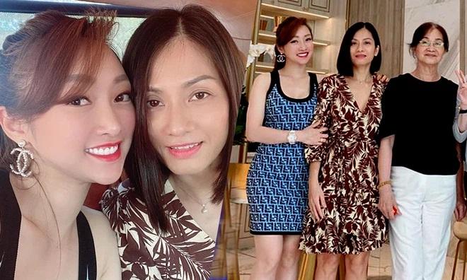 Vợ 3 kém 16 tuổi của Chi Bảo: Giàu, đẹp có quan hệ với nhiều nghệ sĩ nổi tiếng - Ảnh 8