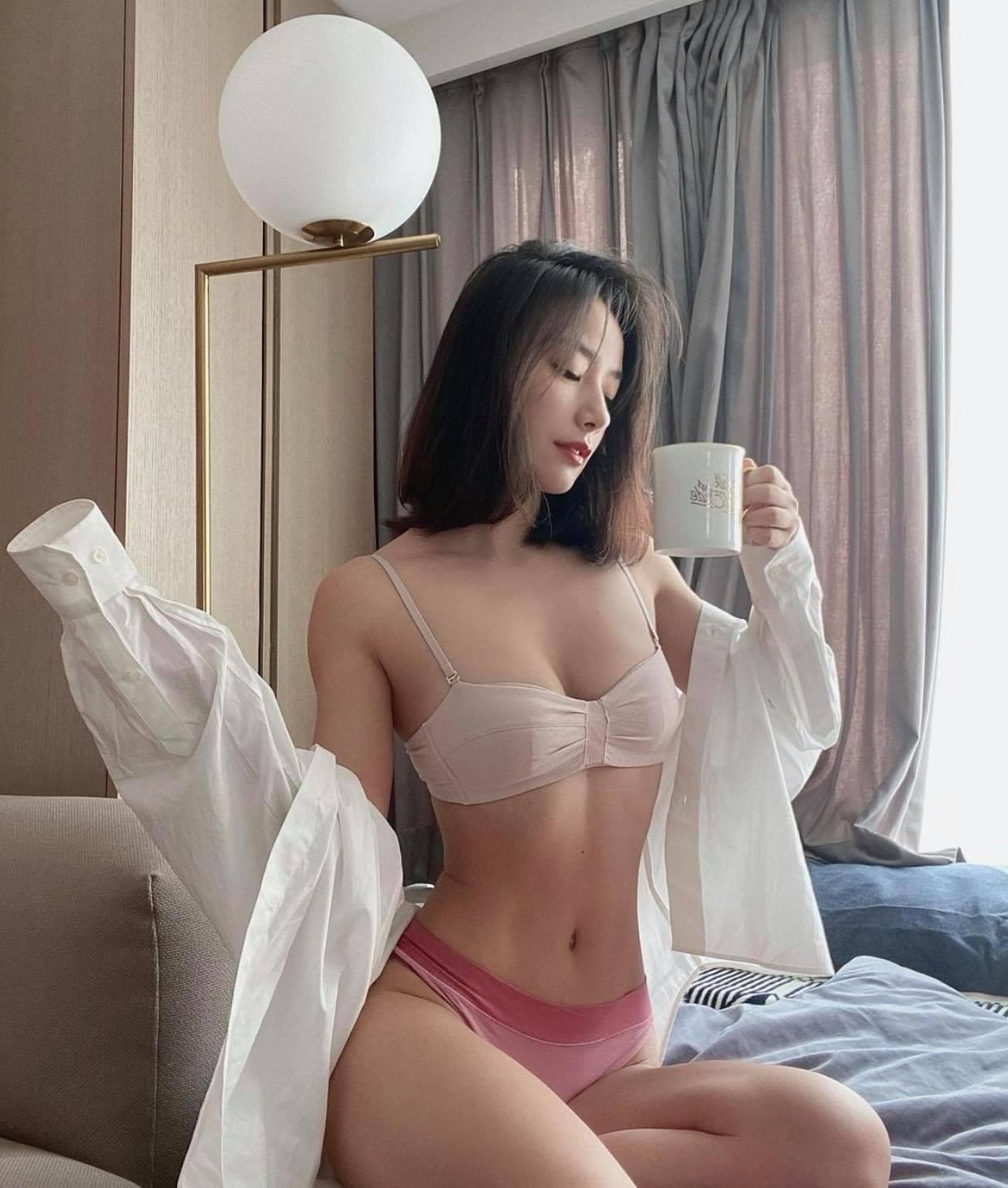 Hot gymer 'thích khoe thân' đẹp bậc nhất xứ Trung vẫn không hạ nhiệt sau 6 năm nổi tiếng, đúng là 'gừng càng già càng cay' - Ảnh 4