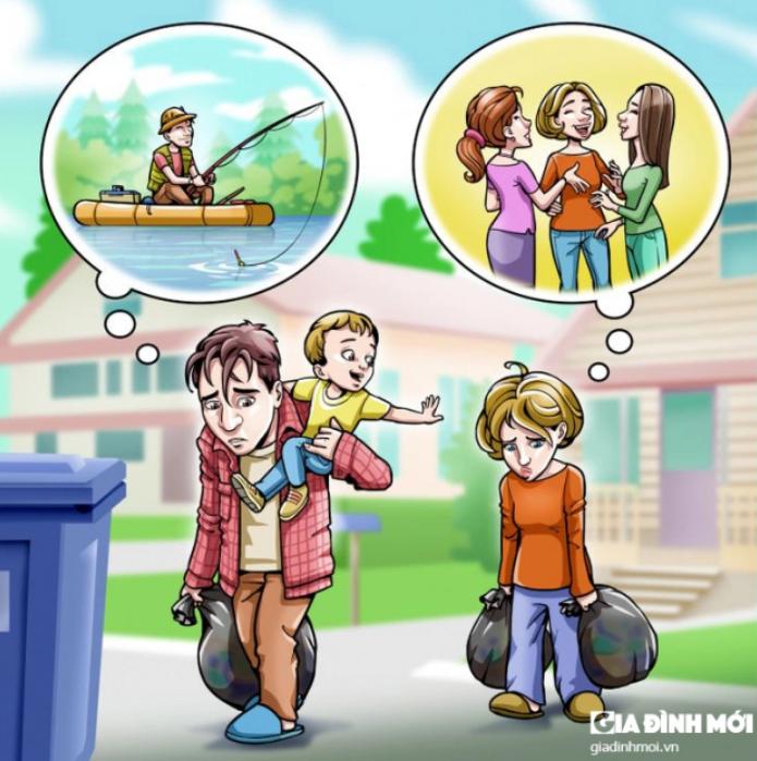 6 vấn đề có thể xảy ra sau khi vợ chồng có con và cách giải quyết - Ảnh 3