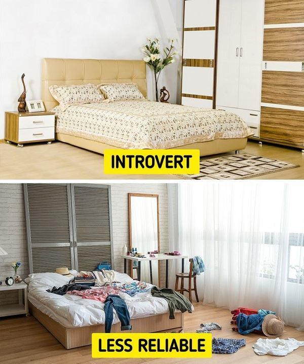 6 chi tiết nhỏ trong phòng ngủ tiết lộ tính cách gia chủ - Ảnh 2