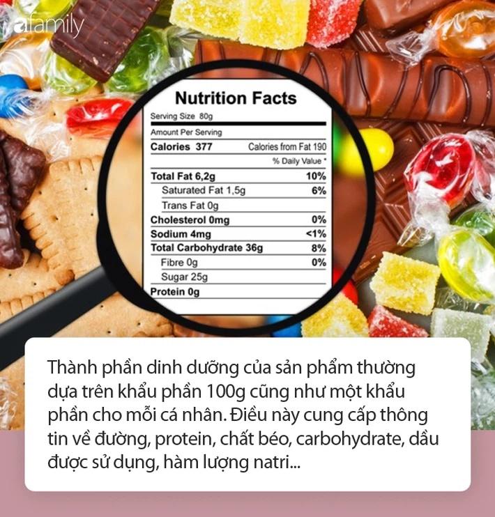 Chọn thực phẩm ngon bổ rẻ cả nhà đều thích: Chuyên gia đưa ra tiêu chí đọc nhãn thực phẩm chuẩn khỏi chỉnh - Ảnh 3