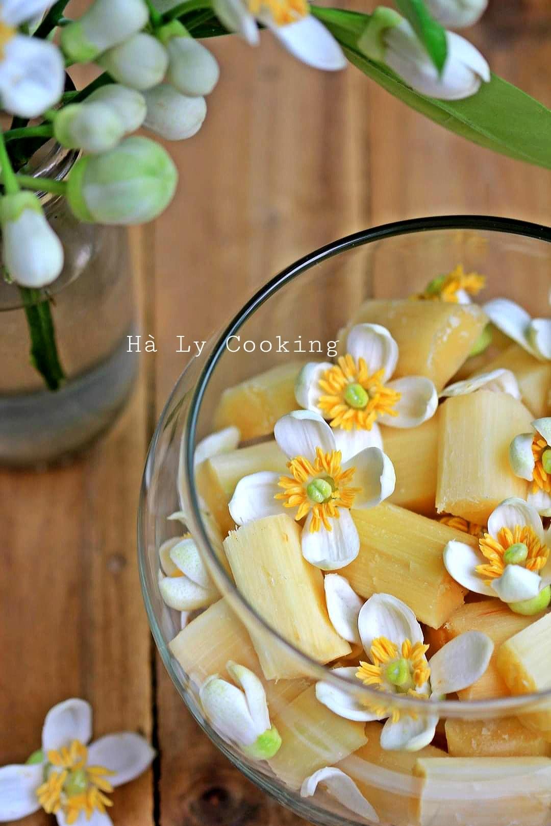 mia hoa buoi mon an vat don gian 1
