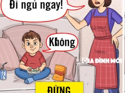 9 mẹo dạy con để bé không bướng bỉnh