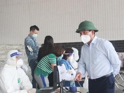 Hải Dương: Xuất hiện chùm ca nhiễm Covid-19 mới, ổ dịch Kim Thành thông báo khẩn tìm người từng đến 8 địa điểm