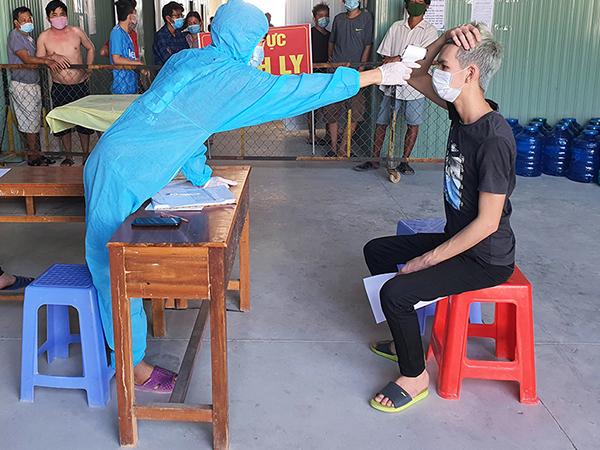 Kiên Giang: 13 trường hợp nghi nhiễm SARS-CoV-2
