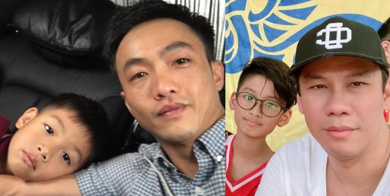 Cách sao Việt bù đắp tình cảm cho con sau khi có người mới