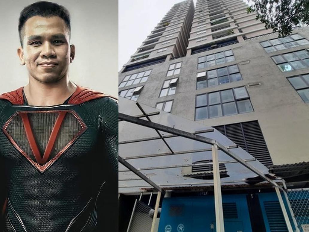 Áp lực đè lên đôi tay của 'người hùng' Nguyễn Ngọc Mạnh là hơn 350 kg