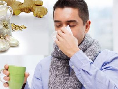 Thực phẩm rẻ tiền trong nhà bếp giúp giải cảm mùa đông cực tốt