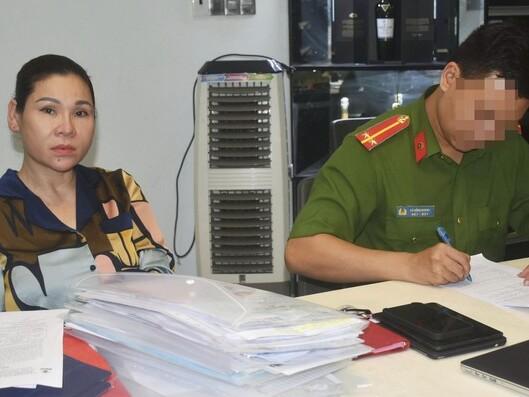 Vợ đại gia của nam diễn viên Kinh Quốc bị bắt tạm giam