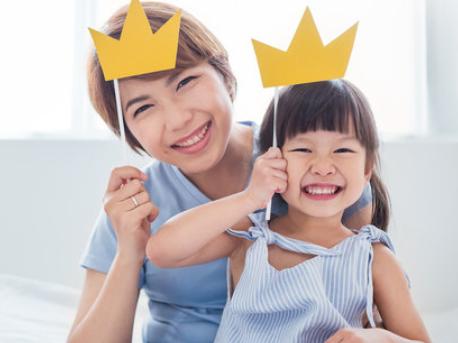 10 điều con gái học được từ người mẹ mạnh mẽ