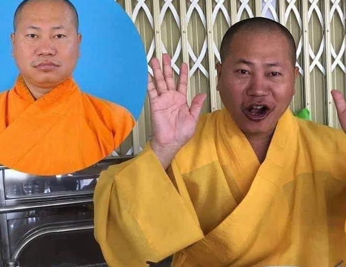 Vụ 'thầy chùa ăn thịt chó' Nguyễn Minh Phúc: Tự xưng danh trụ trì, làm giả giấy tờ để tu hành bất hợp pháp