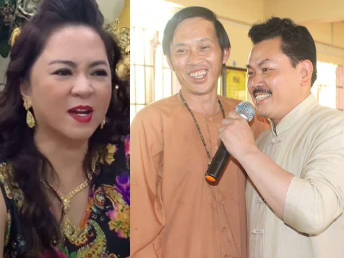 Bà Phương Hằng phát ngôn 'đám nghệ sĩ': 'Con trai Hoài Linh' phẫn nộ, Minh Nhí 'đúng ý ba luôn'