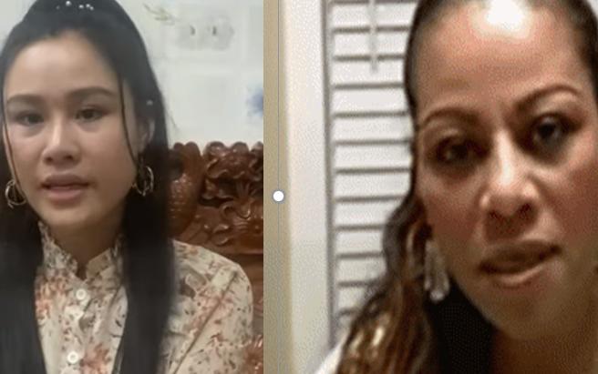 Vợ cố NS Vân Quang Long: 'Chị MiMi không xứng đáng để tôi gọi là chị Hai của anh Long'