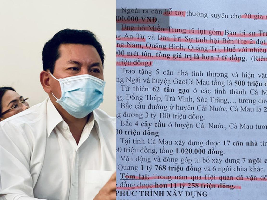 Lãnh đạo nhiều xã, thôn ở Quảng Bình: Không có đoàn nào của lương y Võ Hoàng Yên về làm từ thiện