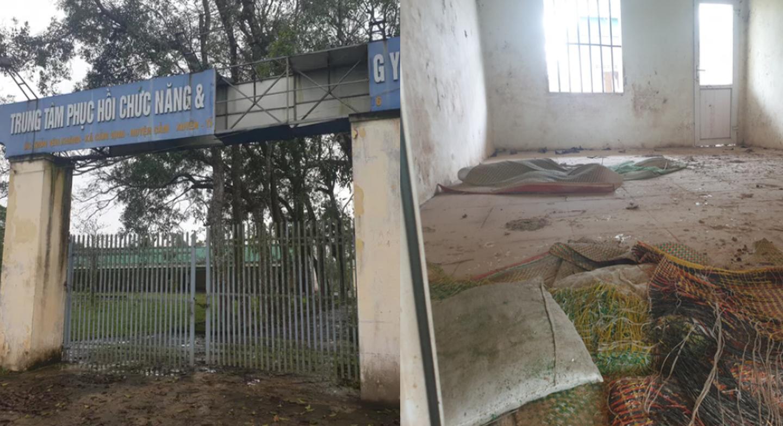 Trung tâm trị bệnh của 'thần y' Võ Hoàng Yên: Khung cảnh hoang tàn, người dân làm nơi chăn thả trâu bò